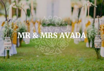 Web Design Wedding | WordPress WebSite Proposal