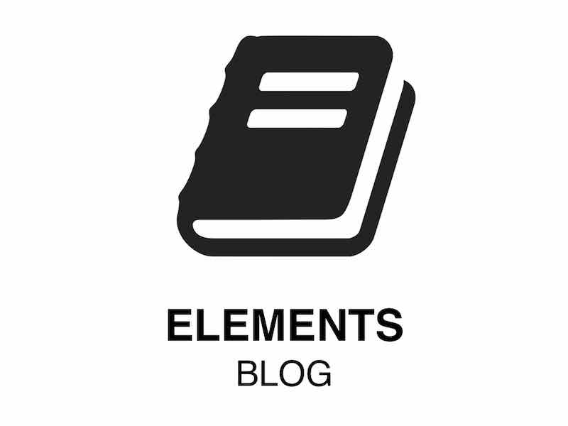 Web Element | Blog -Different ways of showing posts