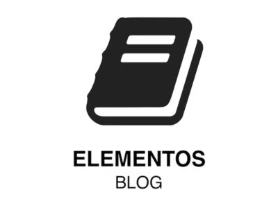 ELEMENTO WEB   Blog