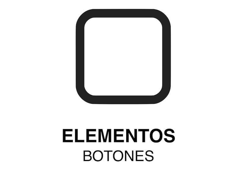 ELEMENTO WEB | Botones