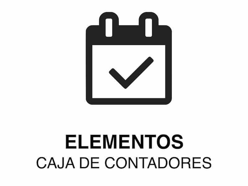ELEMENTO WEB | Caja Contadores