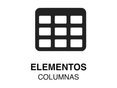 ELEMENTO WEB   Columnas