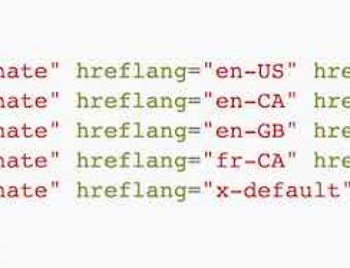 hreflang | How hreflang tag Works