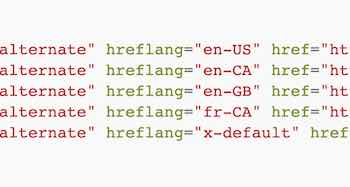 hreflang | how to make a multi language website