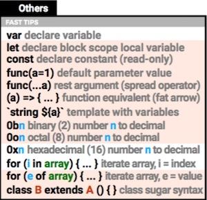 javascript-others